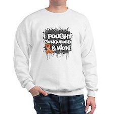 Leukemia I Fought and Won Sweater