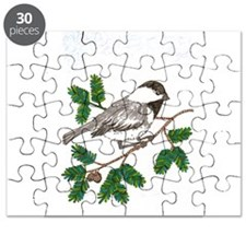 chickadee in a tree Puzzle