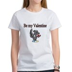 Be My Valentine with Skunk T-Shirt