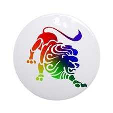 Leo - Ornament (Round)