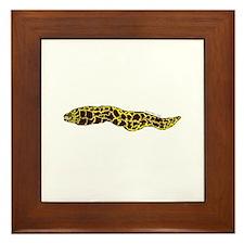 Chain Moray Eel Framed Tile