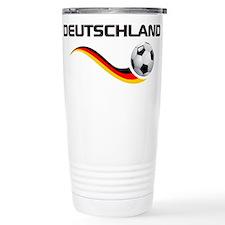 Soccer Deutschland 1 Travel Mug