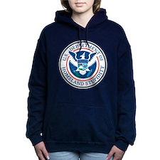 Department Of Homeland Stupidity Hooded Sweatshirt
