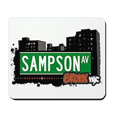 Sampson Av, Bronx, NYC  Mousepad