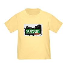 Sampson Av, Bronx, NYC  T