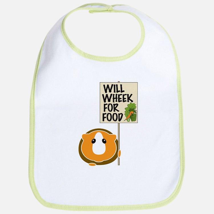 Will Wheek for Food Bib