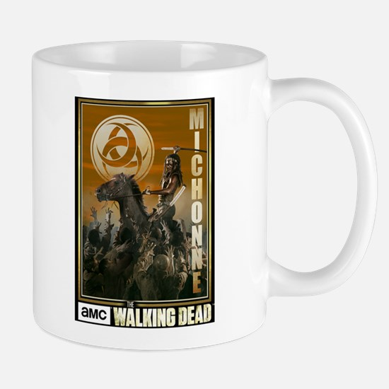Michonne Zombie Slayer Mug