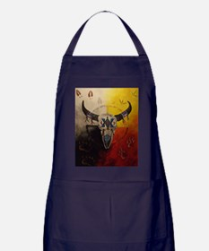 Medicine Wheel Apron (dark)