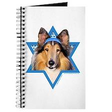 Hanukkah Star of David - Collie Journal