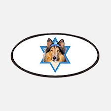 Hanukkah Star of David - Collie Patches