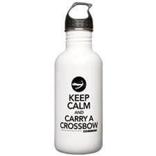 Keep Calm Crossbow Sports Water Bottle