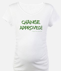 CHANGE APPROVED! Shirt
