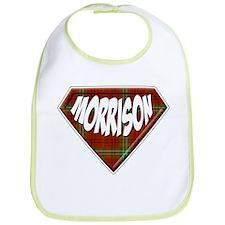 Morrison Superhero Bib