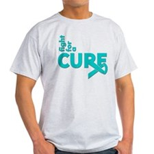 PCOS Fight For A Cure T-Shirt