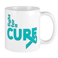PCOS Fight For A Cure Mug
