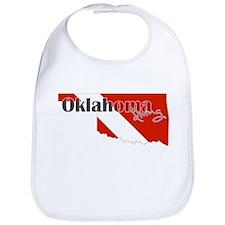 Oklahoma Diver Bib