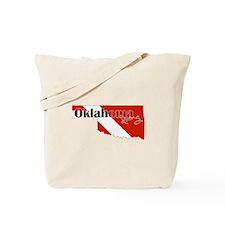 Oklahoma Diver Tote Bag