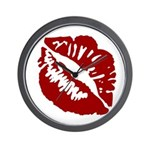 Kiss My Wall Clock