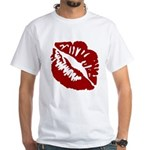 Kiss My White T-Shirt