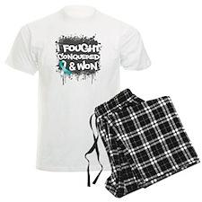 Cervical Cancer Fought Won Pajamas