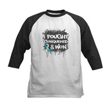 Cervical Cancer Fought Won Tee