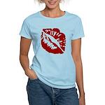 Kiss My Women's Light T-Shirt