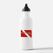 South Dakota Diver Water Bottle