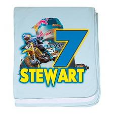 Stewart 14 baby blanket