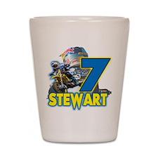 Stewart 14 Shot Glass