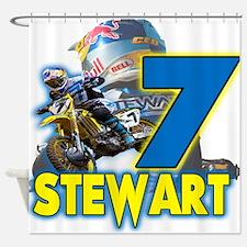 Stewart 14 Shower Curtain