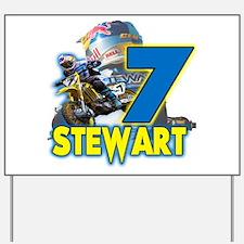 Stewart 14 Yard Sign