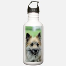 IcelandicSheepdog023 Water Bottle