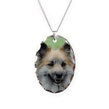 IcelandicSheepdog023 Necklace