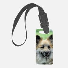 IcelandicSheepdog023 Luggage Tag