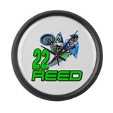 Chad reed Giant Clocks
