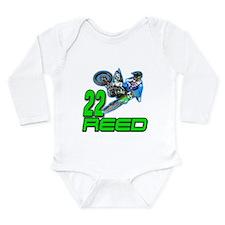 Reed 14 Long Sleeve Infant Bodysuit