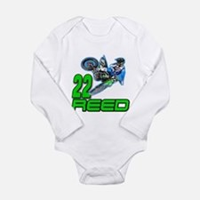 Reed 14 Long Sleeve Infant Bodysuit
