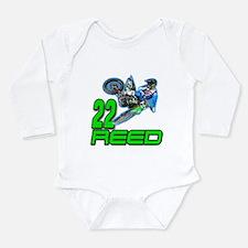 Reed 14 Onesie Romper Suit