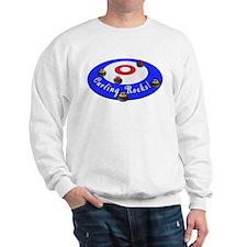 Curling Rocks! Sweater