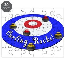 Curling Rocks! Puzzle