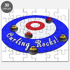 Curling Rocks! Puzzle