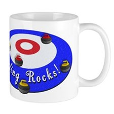 Curling Rocks! Mugs