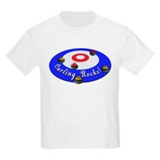 Curling Rocks! T-Shirt