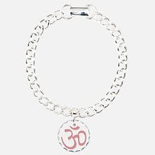 Yoga Ohm, Om Symbol, Namaste Bracelet