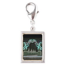 PPA PRODUCTS Silver Portrait Charm