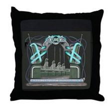 PPA PRODUCTS Throw Pillow