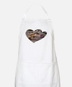 Sea Otters Holding Hands Apron