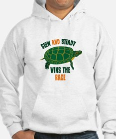 Slow and Steady Wins the Race Hoodie