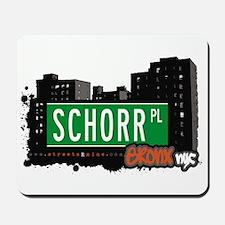 Schorr Pl, Bronx, NYC  Mousepad