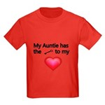 My Auntie Has The Key To My Heart T-Shirt
